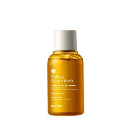 BLITHE Patting Splash Mask Energy Yellow Citrus&Honey