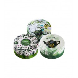 SeaNtree, Крем с зеленым чаем Green Tea Deep Deep Deep Cream 35g.