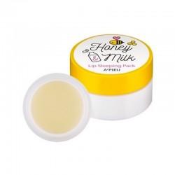 Honey & Milk Lip Sleeping Pack
