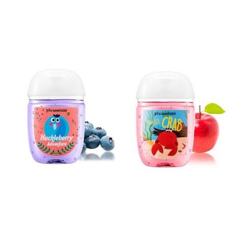 Perfumed Hand Clean Gel French Raspberry