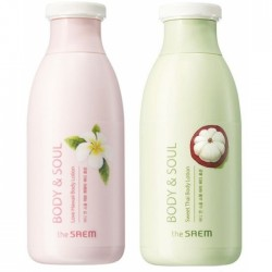 The Saem Body & Soul Sweet Lotion