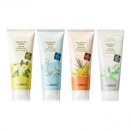 The Saem Healing Tea Garden Cleansing Foam