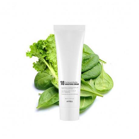 Увлажняющий крем для молодой кожи A'pieu 18 Moisture Cream