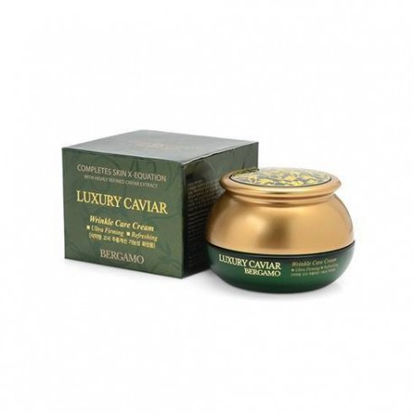 Wrinkle Care Caviar Cream