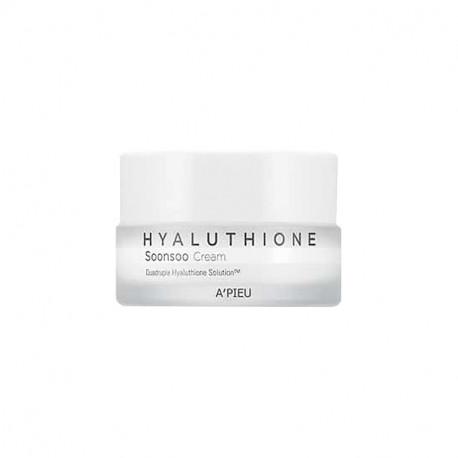 Глубоко увлажняющий гиалурон крем A'Pieu Hyaluthione Soonsoo Essence Cream