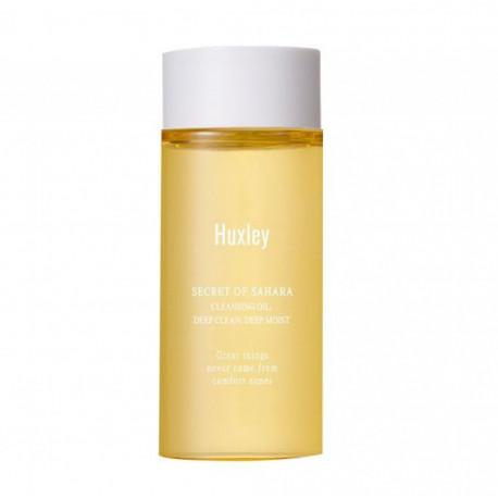 Глубокоочищающее гидрофильное масло Huxley Cleansing Oil; Deep Clean, Deep Moist