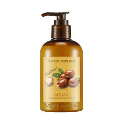 Укрепляющая маска для волос с маслом арганы Nature Republic Argan Essential Deep Care Hair Pack