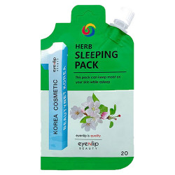 EYENLIP Herb Sleeping Pack