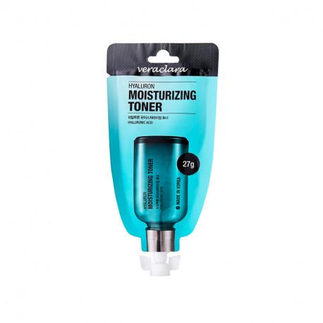 Veraclara Hyaluron moisturizing toner - Тонер увлажняющий с гиалуроновой кислотой