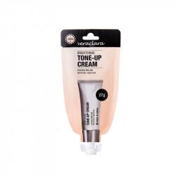 Veraclara Brightening tone-up cream - Крем тональный для сияющей кожи