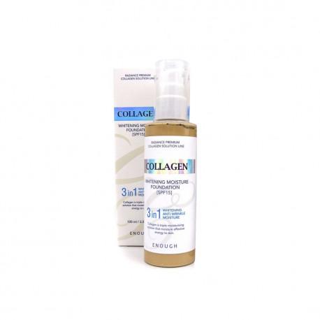 Enough collagen moisture foundation spf 15