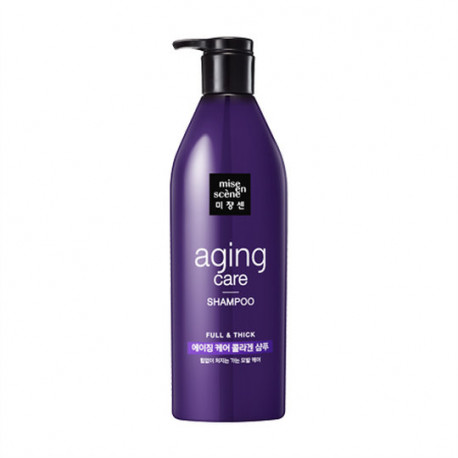 Mise En Scene Aging Care Shampoo