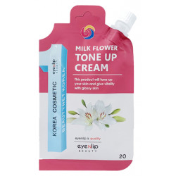 EYENLIP Milk Flower Tone Up Cream