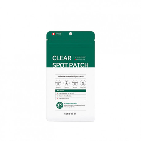 Some By Mi, Патчи против акне 30 Days Miracle Clear Spot Patch