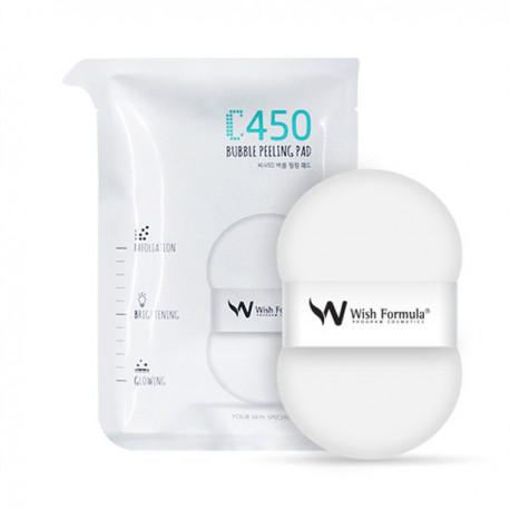 WishFormula C C450 Bubble Peeling Pad