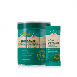 Isntree Spot Saver Mugwort Powder Wash