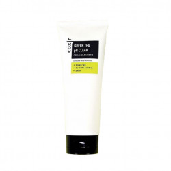 Coxir Green Tea pH Clear Foam Cleanser