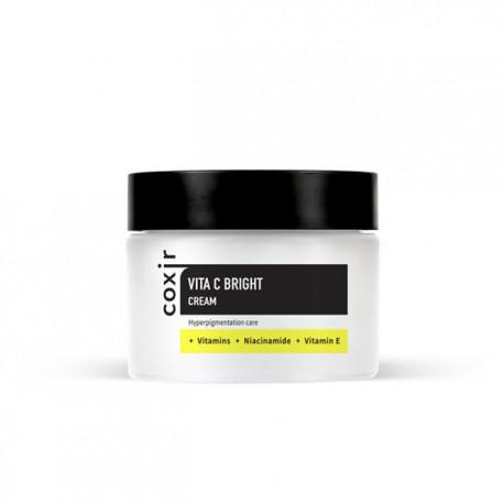 Осветляющий крем Coxir Vita С Bright Cream