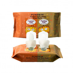 Too Cool For School Pumpkin Hydra & Peeling Duo Pads