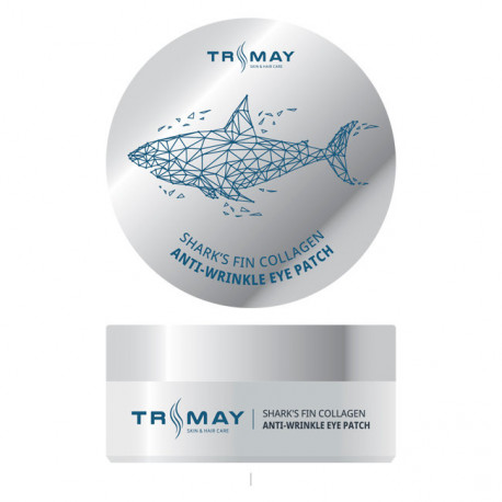 Trimay Shark's Fin Collagen Anti-wrinkle Eye Patch