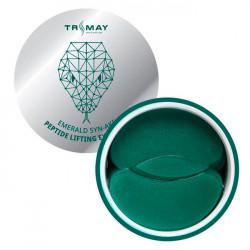 Лифтинг патчи для век с пептидом змеиного яда Trimay Emerald Syn-Ake Peptide Lifting Eye Patch
