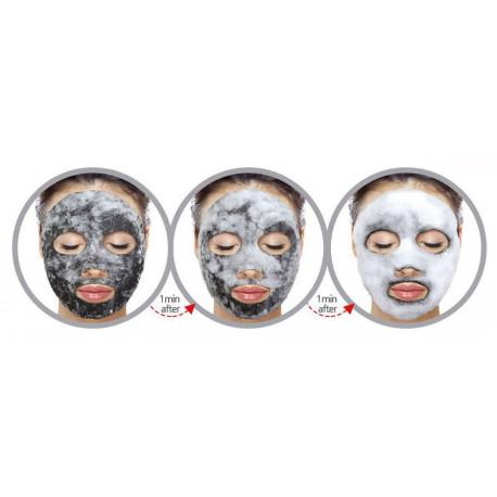 COS W O2 Bubble Black Mask