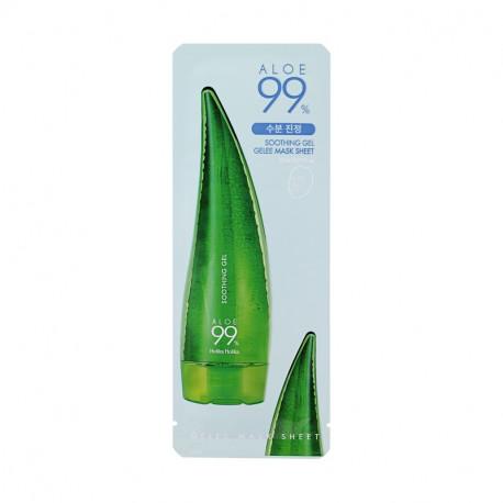 Holika Holika Aloe 99% Soothing Gel Gelly Mask Sheet