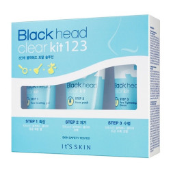 It's Skin Blackhead Clear Kit 123