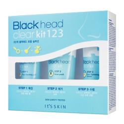 It's Skin Blackhead Clear Kit 123