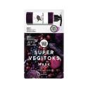 Wonder Bath Super Vegitoks Mask Purple