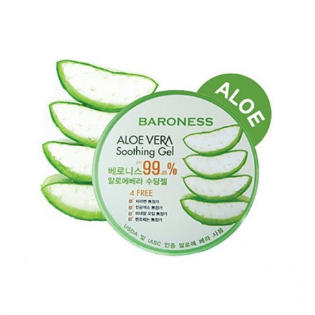 BARONESS Soothing Gel — Aloe