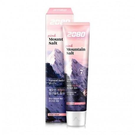 Dental Clinic 2080 Pure Pink Mountain Salt Toothpaste Mild Mint