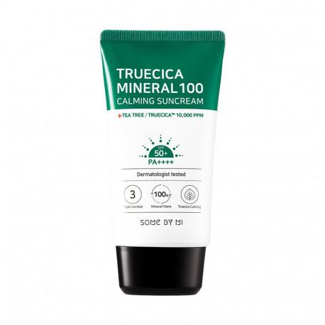 SOME BY MI Truecica Mineral 100 Calming Sun Cream SPF50+ PA++++