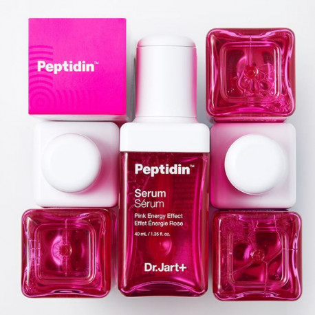 Dr. Jart+ Peptidin Serum Pink Energy Effect