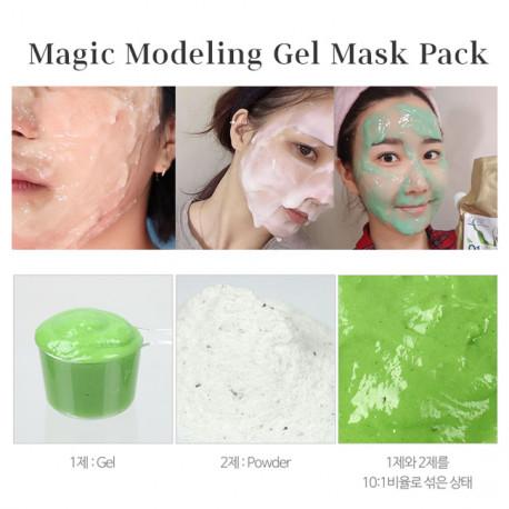 Lindsay Malcha Magic Modeling Gel Mask Pack