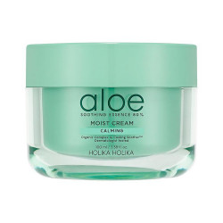HOLIKA HOLIKA Aloe Soothing Essence 80% Moisturizing Cream 100ml