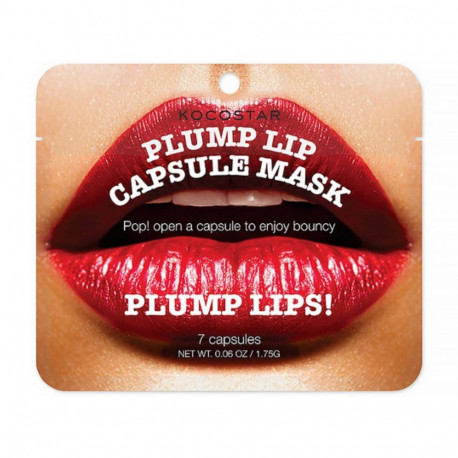 Kocostar Plump Lip Capsule Mask