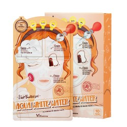 Elizavecca Aqua White Water Illuminate Mask Pack