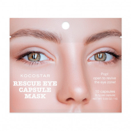 Kocostar Rescue Eye Capsule Mask 10 Capsules