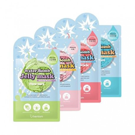 Water Bomb Jelly Mask