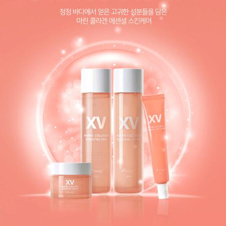 Корейский уход за кожей с морским коллагеном Esthetic House Marine Collagen Essential Cream