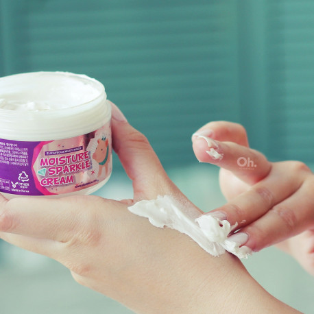 Elizavecca Milky Piggy Moisture Sparkle Cream