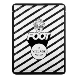 Village 11 Factory Relax Day Foot Mask