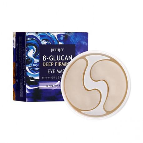 Petitfee Beta Glucan Deep Firming Eye Mask