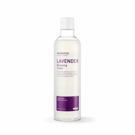 Тонер с лавандой AROMATICA Lavender Relaxing Toner