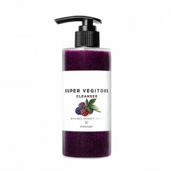Детокс гель для умывания Wonder Bath Super Vegitoks Cleanser-Purple