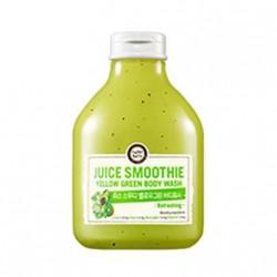 Happy Bath Juice Smoothie Yellow Green Body Wash