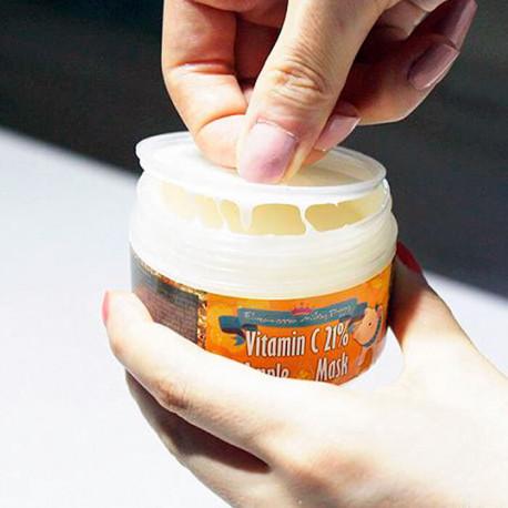 Elizavecca vitamin c 21% ample mask