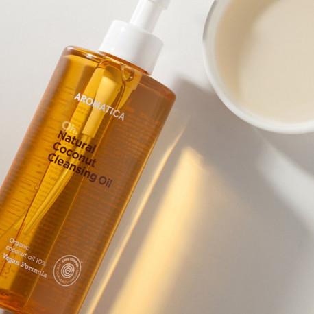 Гидрофильное кокосовое масло Aromatica заказать в интернет-магазине Oh Beautybar!