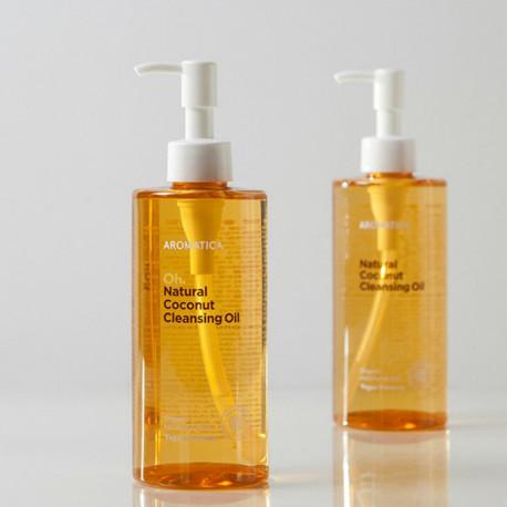 Гидрофильное кокосовое масло Aromatica купить на Oh Beautybar